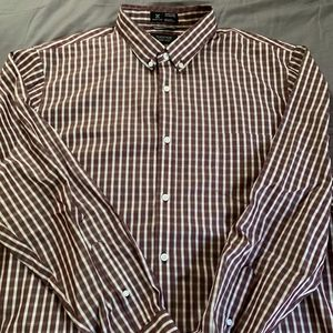 Nordstrom Casual Button Down Shirt (XXL)